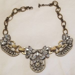 Jewelry - Gold silver signature  necklace